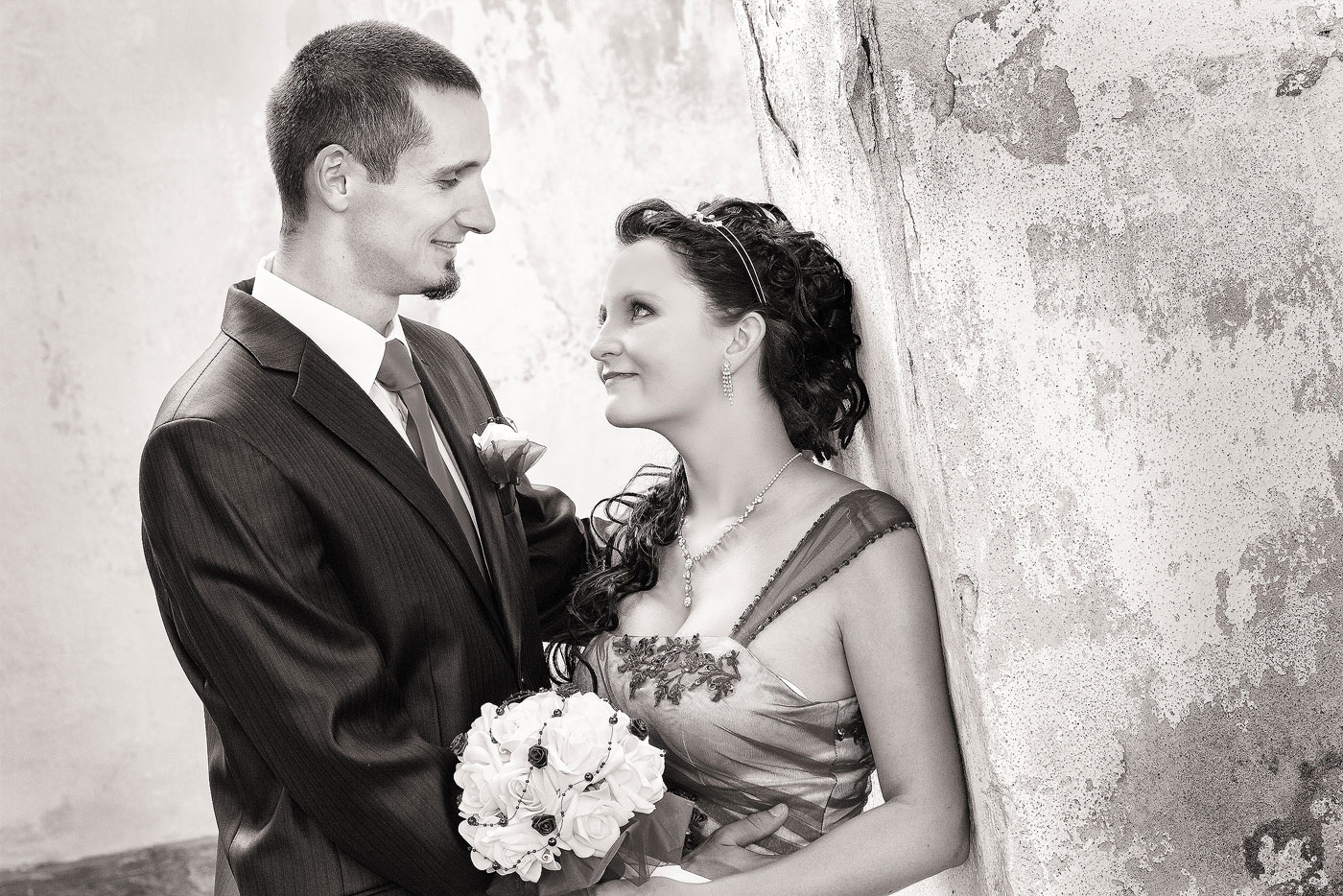 Svatba Velešín - svatební fotograf Český Krumlov