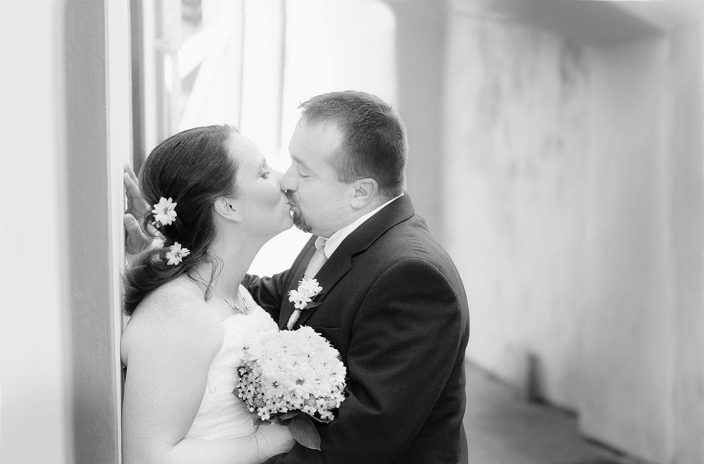 Svatební portrét - svatební fotograf České Budějovice
