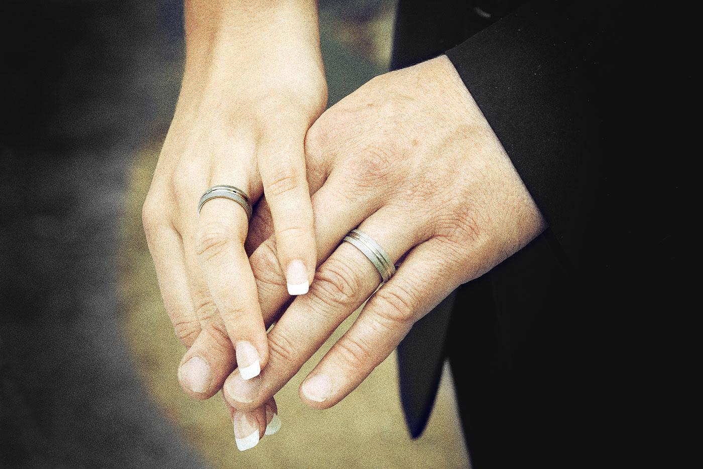 Svatební prstýnky - svatební fotograf Daniel Rataj